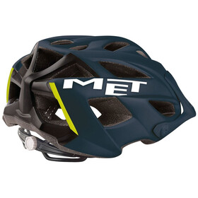 MET Terra Casco, matt petrol blue/black